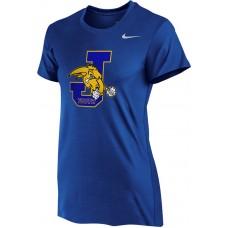Jefferson Youth Football 12: Nike Women's Legend Short-Sleeve Training Top - Royal