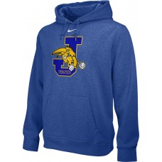 Jefferson Youth Football 19: Youth-Size - Nike Team Club Men's Fleece Training Hoodie - Royal
